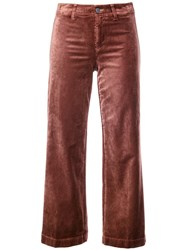 Paige Nellie Culottes Red