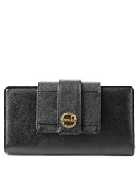 Kenneth Cole Reaction Step It Up Mirror Clutch Black