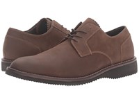 Dockers Traymore Brown Snuffed Milled Full Grain Men's Lace Up Casual Shoes
