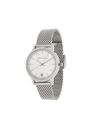 Larsson And Jennings Velo Milanese Watch Silver