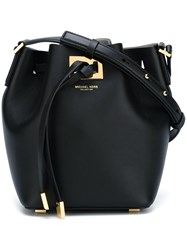 Michael Kors Small 'Miranda' Bucket Bag Black
