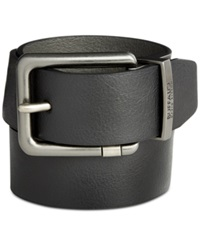 Buffalo David Bitton Reversible Belt Black Grey