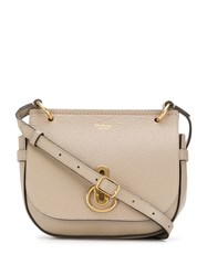 Mulberry Small Amberley Satchel Grey