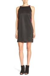 Whitney Eve 'Borego' Colorblock Shift Dress Juniors Multi