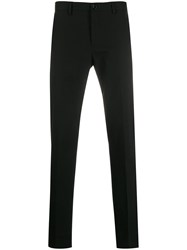Paul Smith Ps Slim Fit Tailored Trousers Black