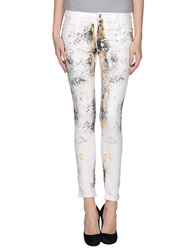 Guess By Marciano Denim Pants White