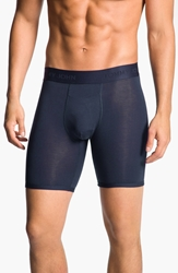 Tommy John 'Second Skin' Boxer Briefs Navy