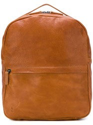 Ally Capellino Quin Backpack Brown