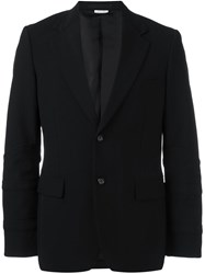Comme Des Garcons Homme Plus Single Breasted Blazer Black