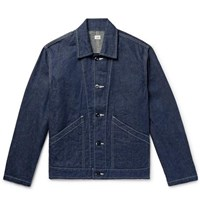 Chimala Selvedge Denim Engineer Jacket Indigo
