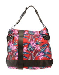 George Gina And Lucy Handbags Red