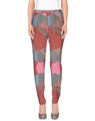 Paul And Joe Trousers Casual Trousers Women Pastel Pink