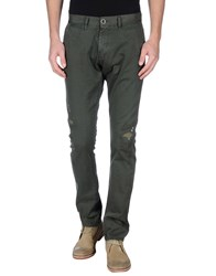 Reign Trousers Casual Trousers Men Military Green