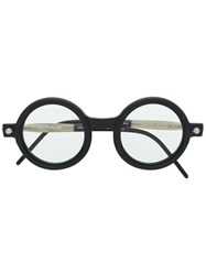 Kuboraum Round Frame Optical Glasses 60