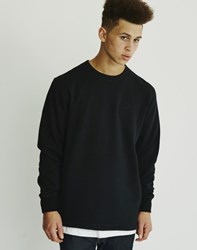 The Hundreds Jade Crewneck Sweatshirt Black