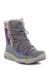 Ryka Aubonne Faux Fur Trim Waterproof Boot Multi