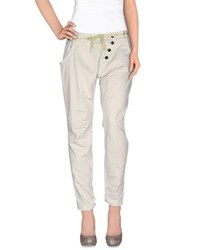 Red Soul Trousers Casual Trousers Women Light Grey