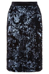 Fenn Wright Manson Universe Skirt Navy