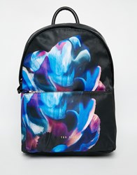Ted Baker Cosmic Bloom Backpack Black