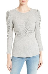 Rebecca Taylor Women's Ruched Tee
