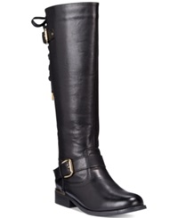 Wanted Lounge Tall Shaft Corsetted Riding Boots Women's Shoes