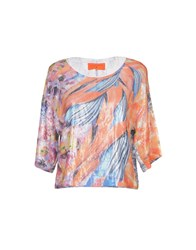Clover Canyon Blouses Orange