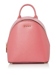 Dkny Sutton Medium Backpack Pink