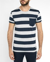 Minimum Blue And White Jacoby Pr T Shirts