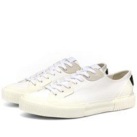 Givenchy Tennis Light Canvas Sneaker White