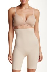 Tc Fine Shapewear High Waist Short Beige