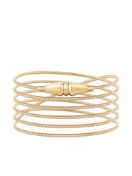 Boucheron 18Kt Yellow Gold Jack De Wrap Bracelet Yg