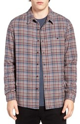 Velvet By Graham And Spencer Men's Scout Plaid Flannel Shirt