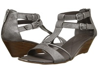 Isola Phoenix Anthracite Porcelain Women's Wedge Shoes Gray