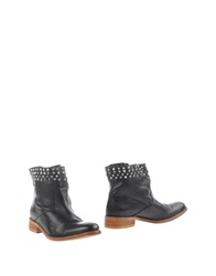 Zadig And Voltaire Ankle Boots Black