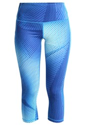Gap Gfast Tights Ombre Blue