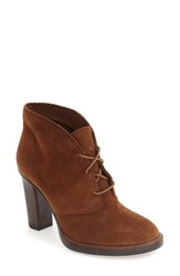 Vince Camuto Women's 'Lehanna' Bootie Show Down Brown Suede