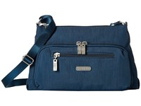 Baggallini Everyday Bagg Pacific Cross Body Handbags Blue