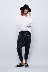 One Teaspoon Angel Inside Sequin Pant