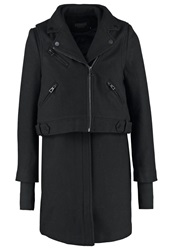 Eleven Paris Prometheus 2In1 Classic Coat Black