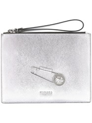 Versus Oversized Pin Clutch Metallic