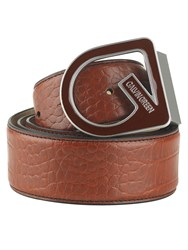 Galvin Green Weston Leather Belt Brown