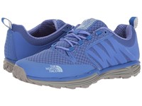 The North Face Litewave Tr Ii Amparo Blue Chambray Blue Women's Shoes