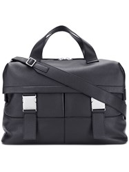 Orciani Hand Held Tote Bag Black