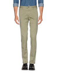 Incotex Red Trousers Casual Trousers