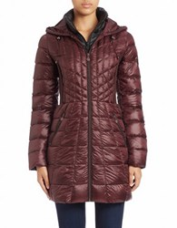 Bernardo Hooded Puffer Coat