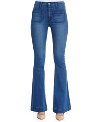 Hudson Taylor High Rise Superior Flared Jeans