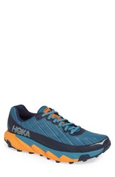 Hoka One One Torrent Running Shoe Storm Blue Black Iris