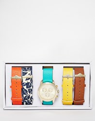 Aldo Zassi Multi Strap Watch Multi