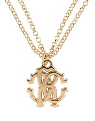 Roberto Cavalli Necklaces Gold