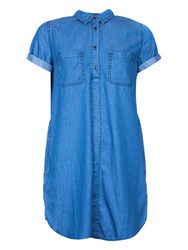 Barbour Fins Dress Chambray